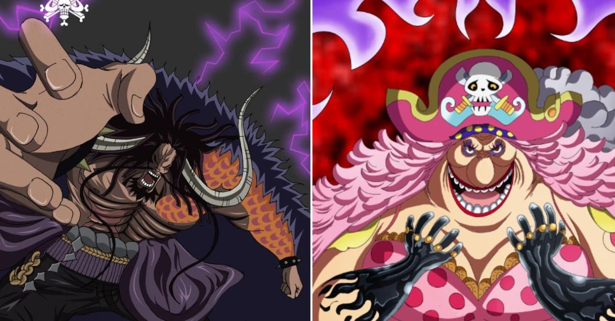 One Piece Wano Arc