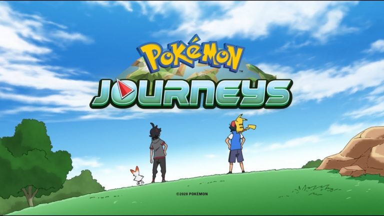 Pokemon Journeys part 2