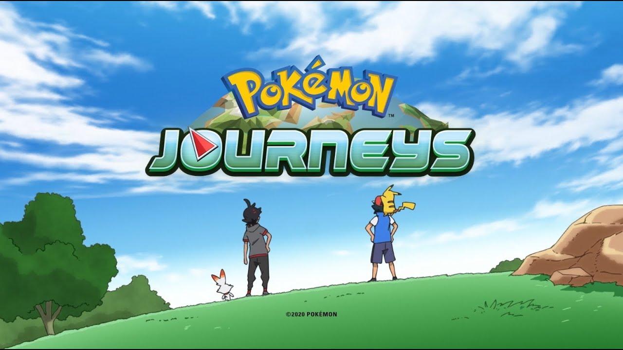Pokemon Journeys part 2