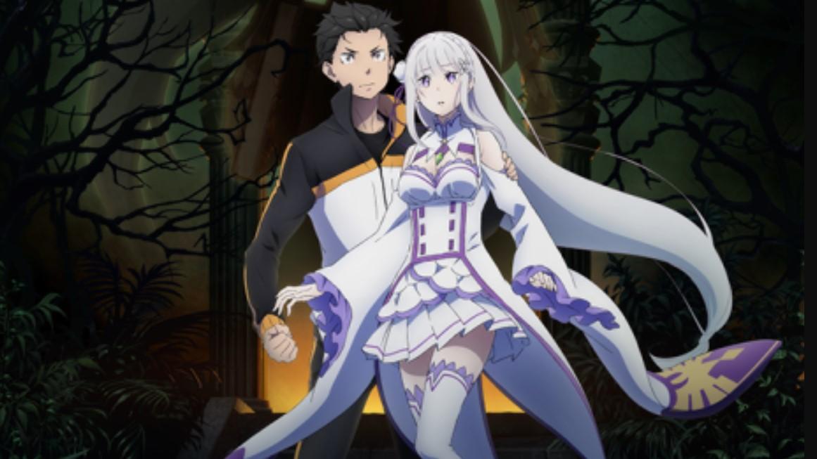 Re: Zero Kara Hajimeru Isekani Seikatsu Season 2