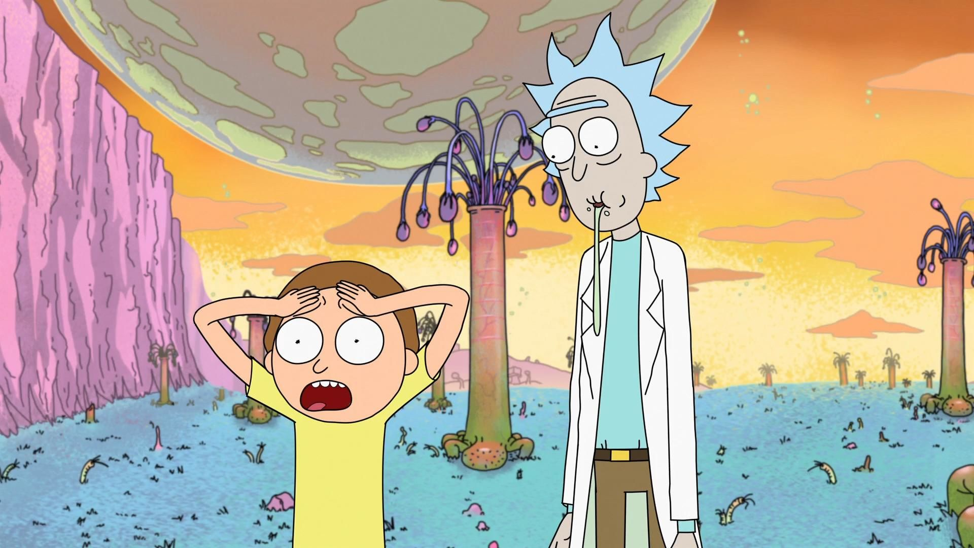 Rick and Morty Season 5 update