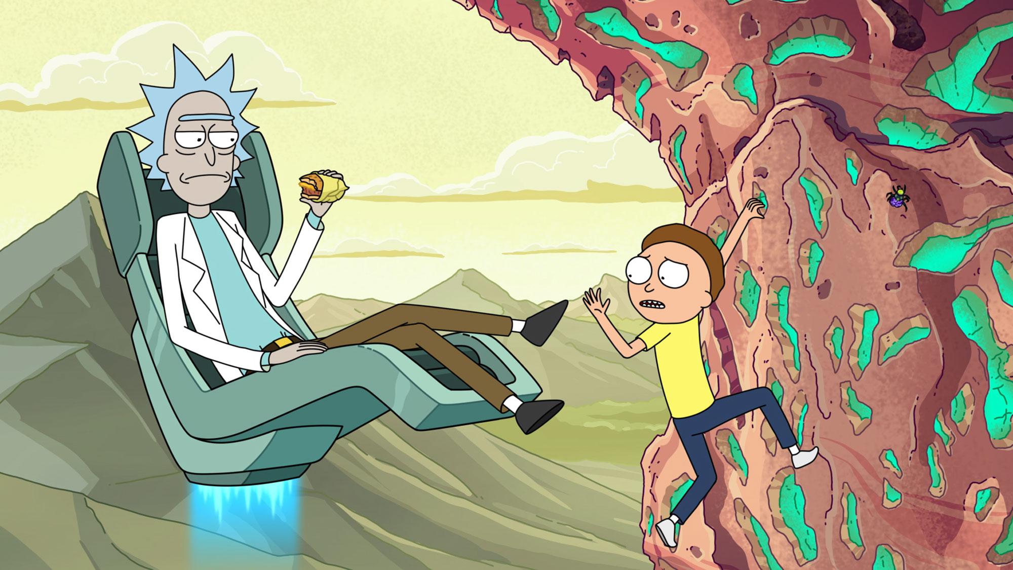 Rick and Morty Season 5 Spoilers
