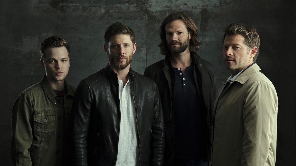 Supernatural Season 15 Casts
