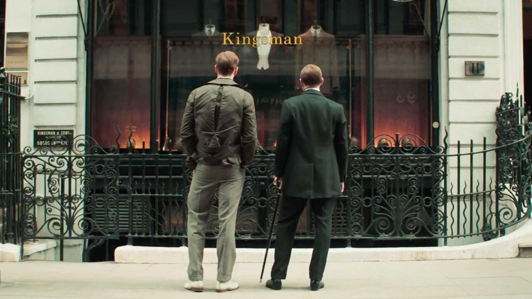 The King's Man Still update