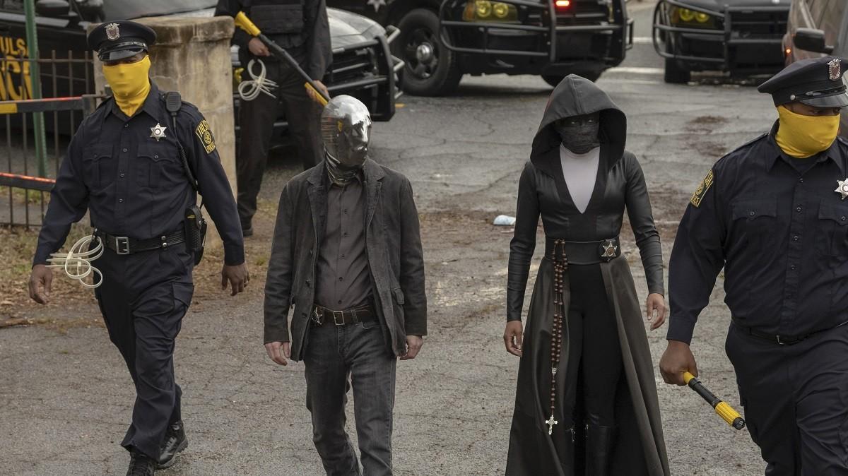 Watchmen Season 1 Still