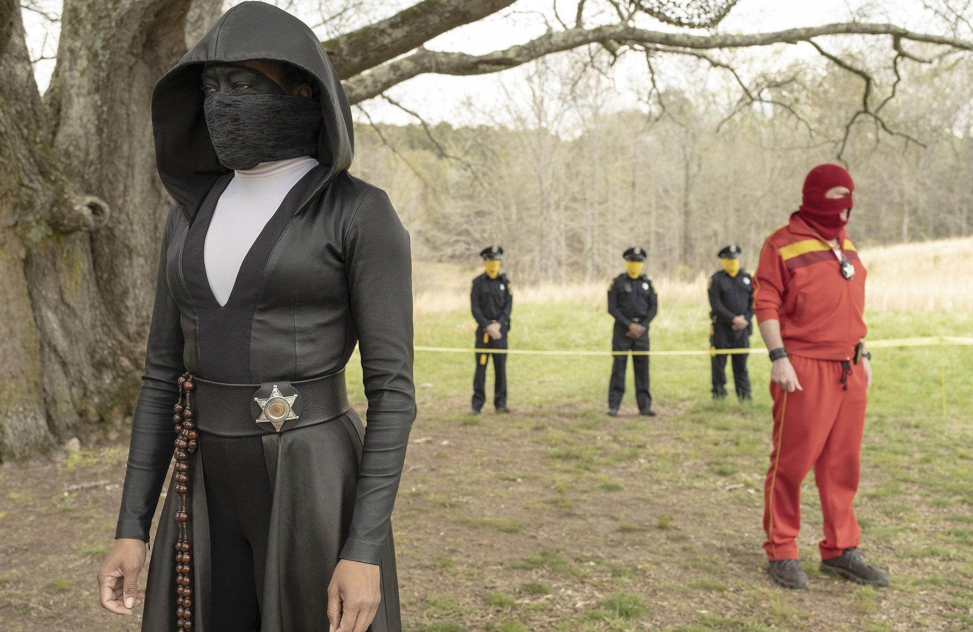 Watchmen Season 2 update
