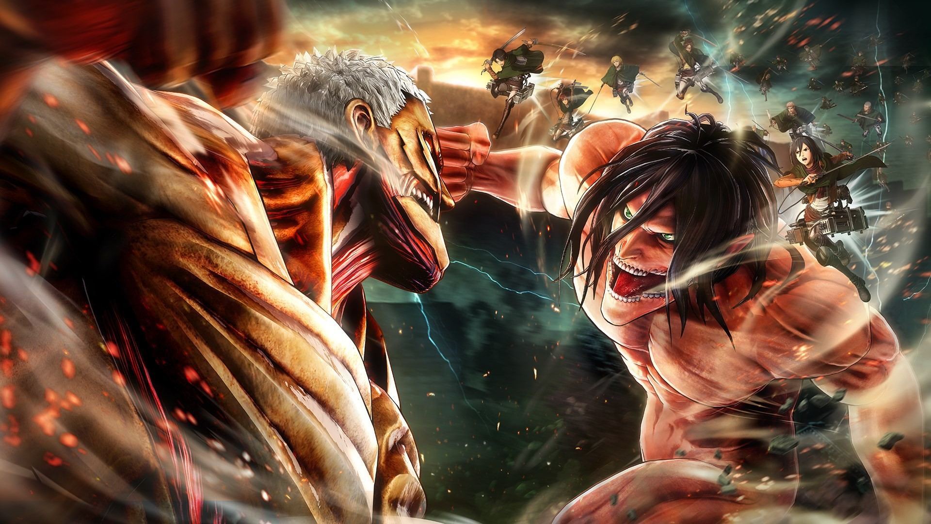 Attack On Titan Chapter 130: Release Date, Spoilers, and ...