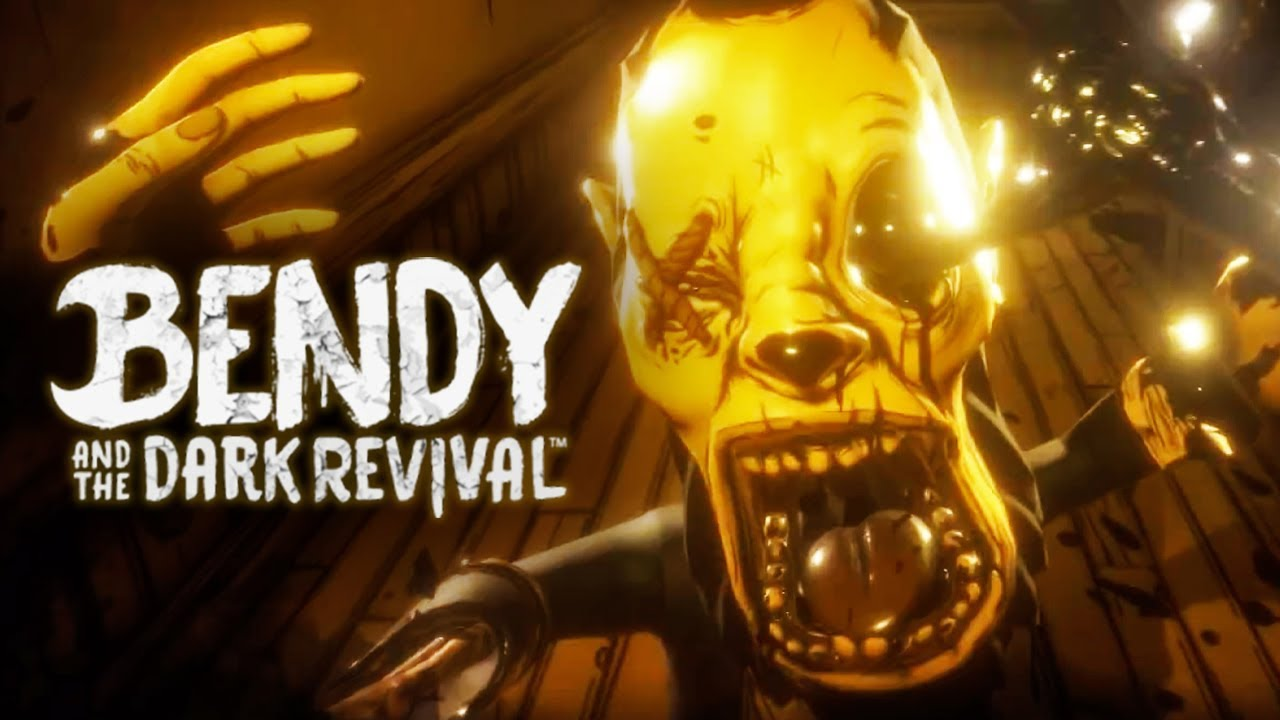 Bendy and the Dark Revival update