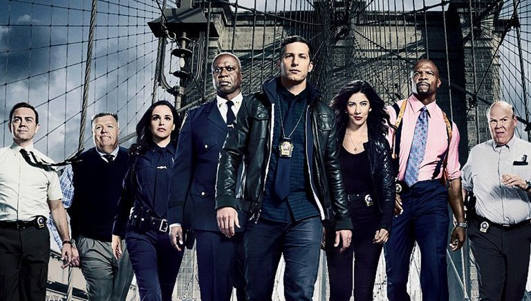 Brooklyn Nine-Nine [2] wallpaper - TV Show wallpapers - #23897