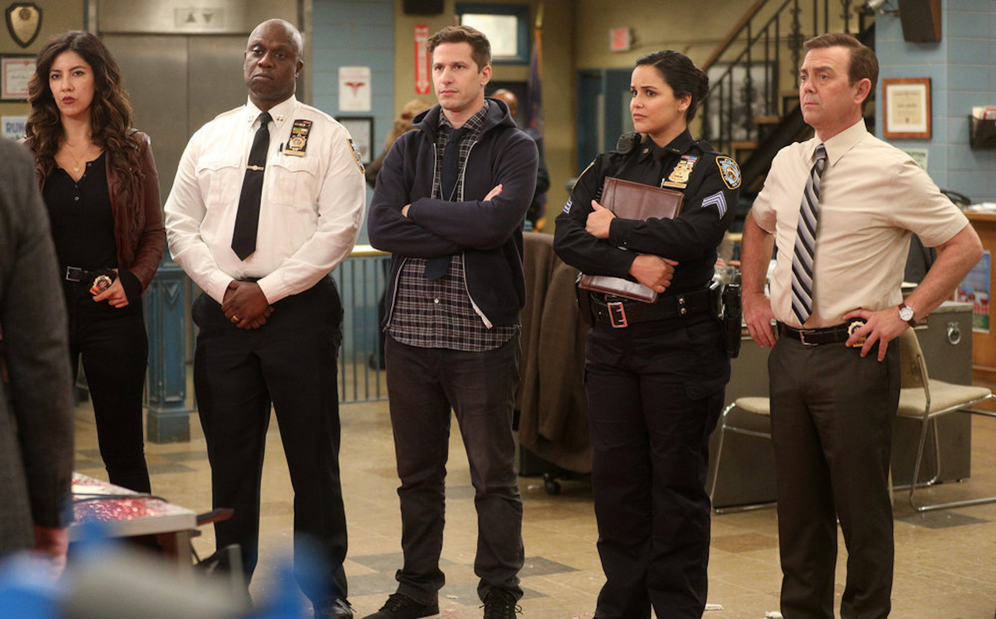 Brooklyn Nine-Nine Season 8 Spoilers