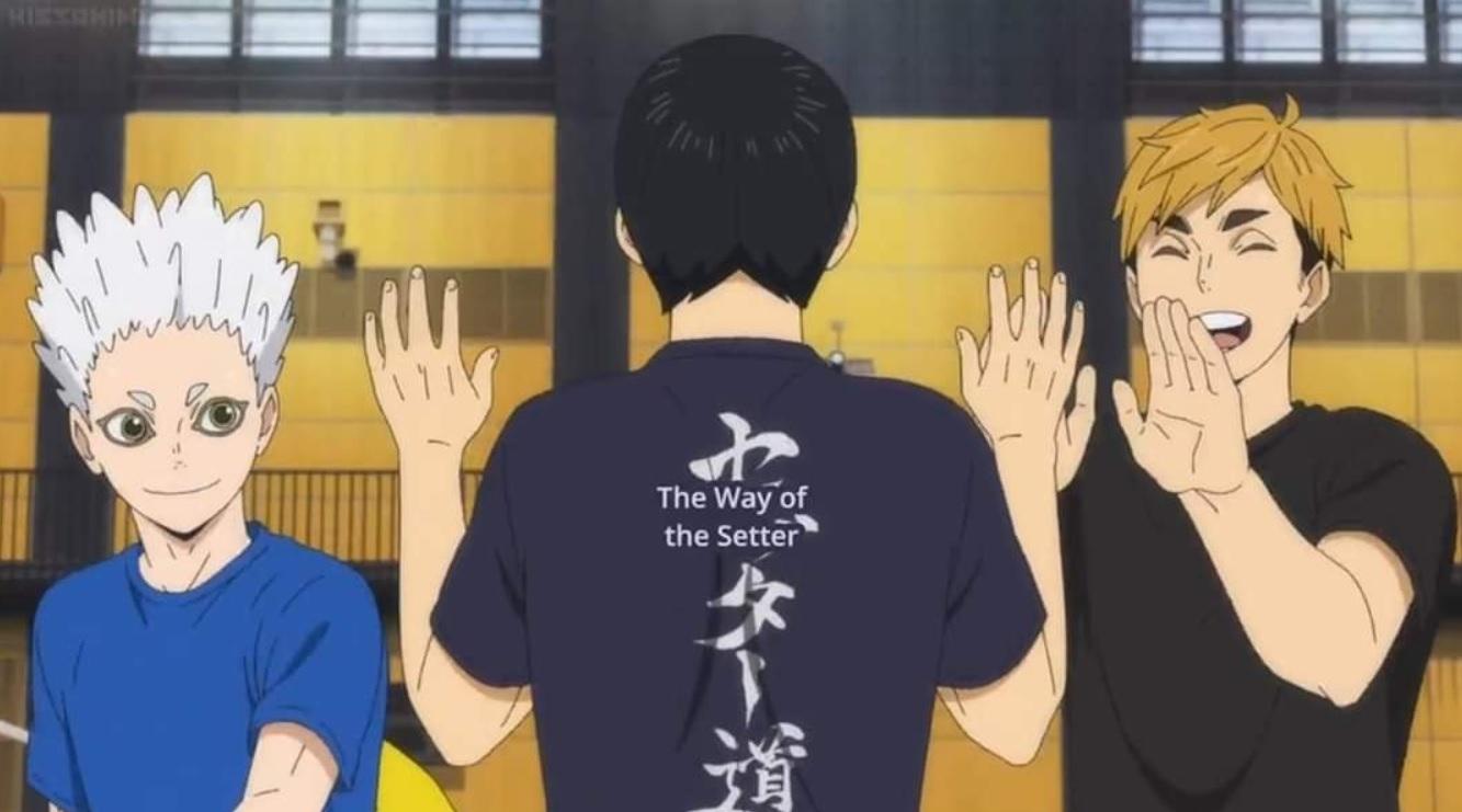Haikyuu Season 4 Part 2 update