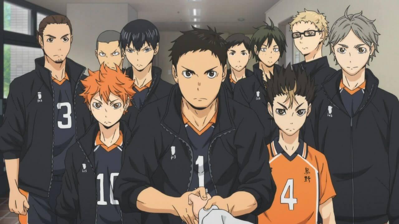 Haikyuu Season 4 Still