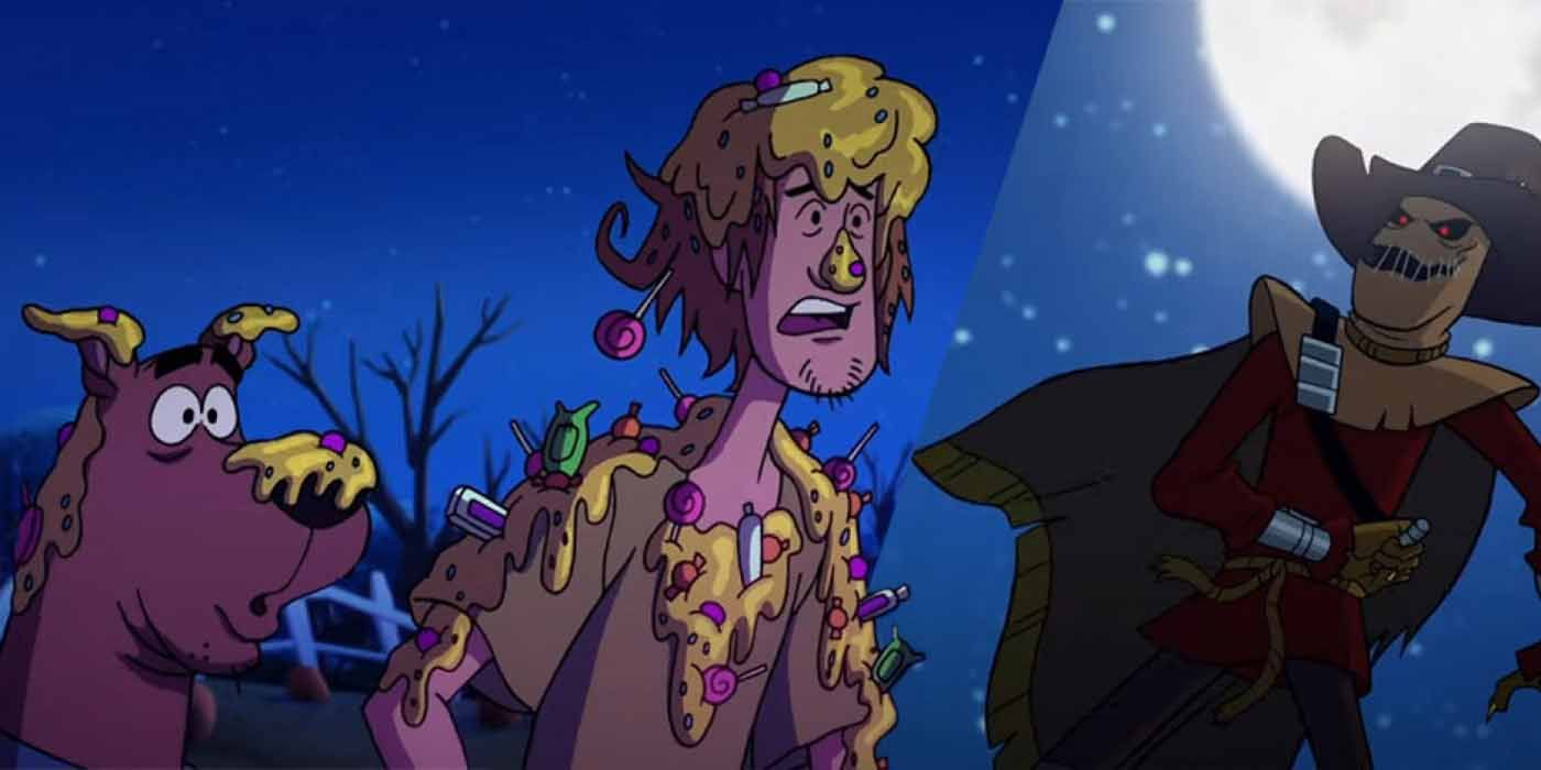 Happy Halloween, Scooby-Doo