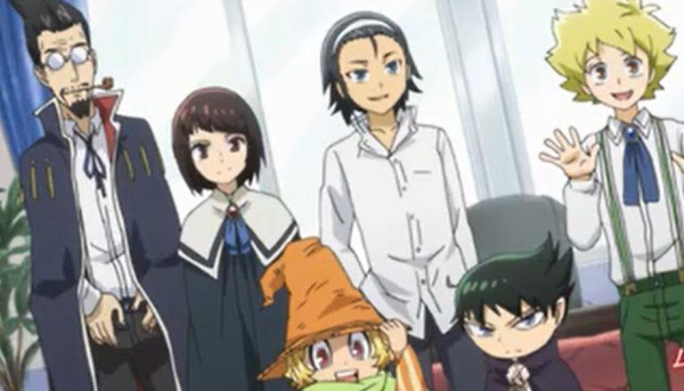 Muhyo to Rouji no Mahouritsu Season 2