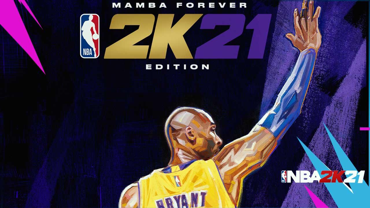 NBA 2K21: Mamba Forever Edition featuring Kobe Bryant