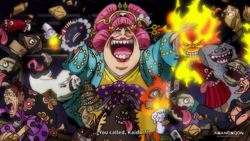 One Piece 986 Spoilers