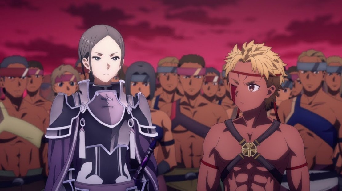 Sword Art War of Underworld Part 2