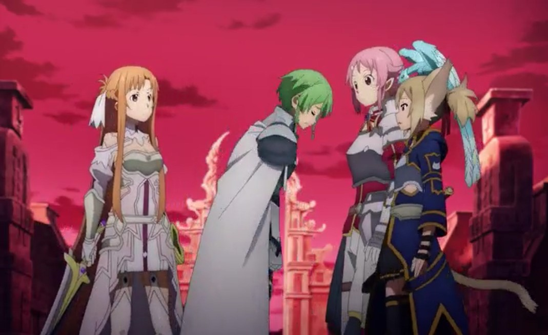 Sword Art War of Underworld Season 4