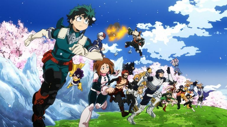 Top 10 Shonen Anime Series to watch in 2020