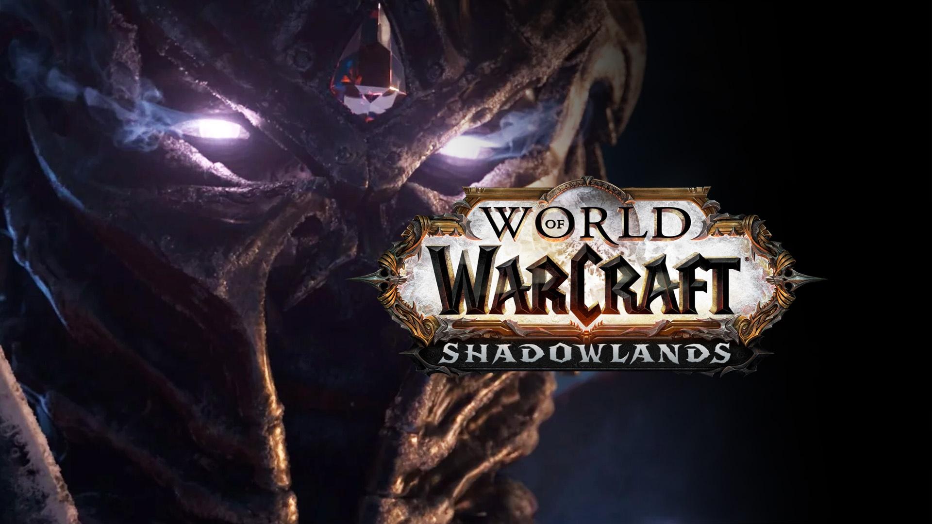 World of Warcraft: Shadowlands update
