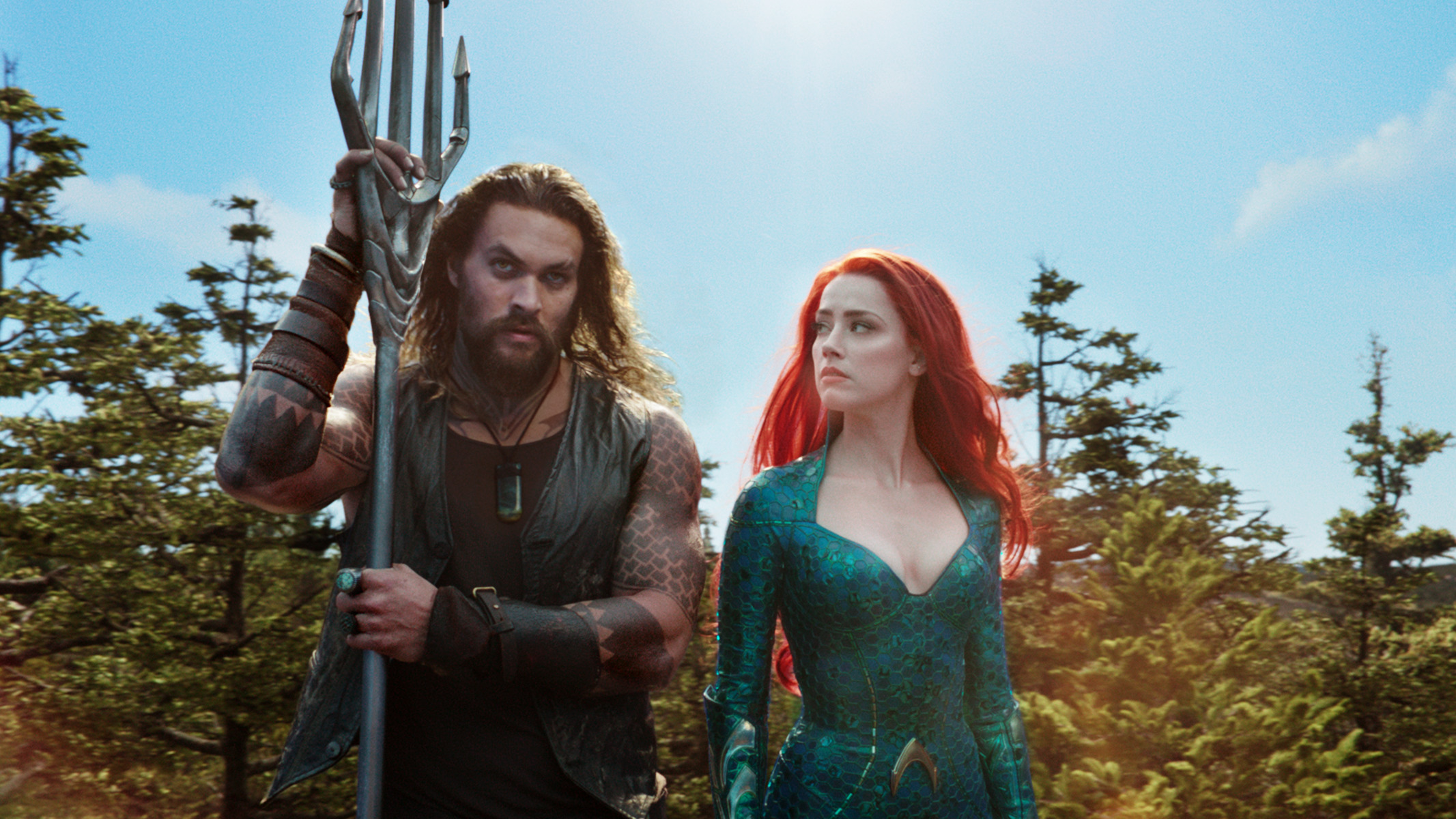 Aquaman 2: More Serious and Relevant