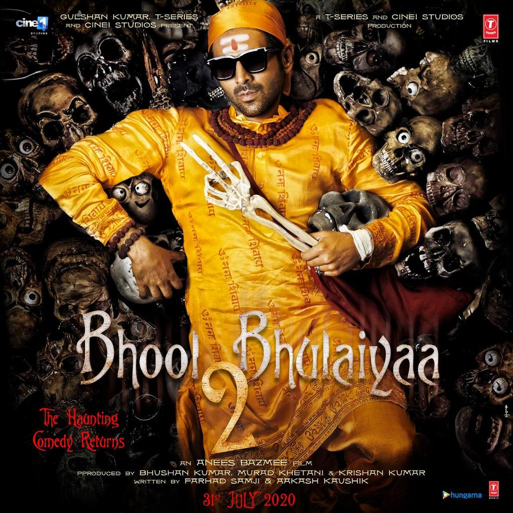 Bhool Bhulaiya 2 is Expected to Resume Shooting Soon Here Are the Detailed Updates.