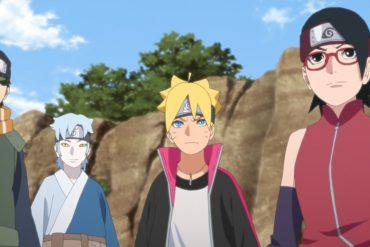 Boruto Naruto Next Generations Episode 160