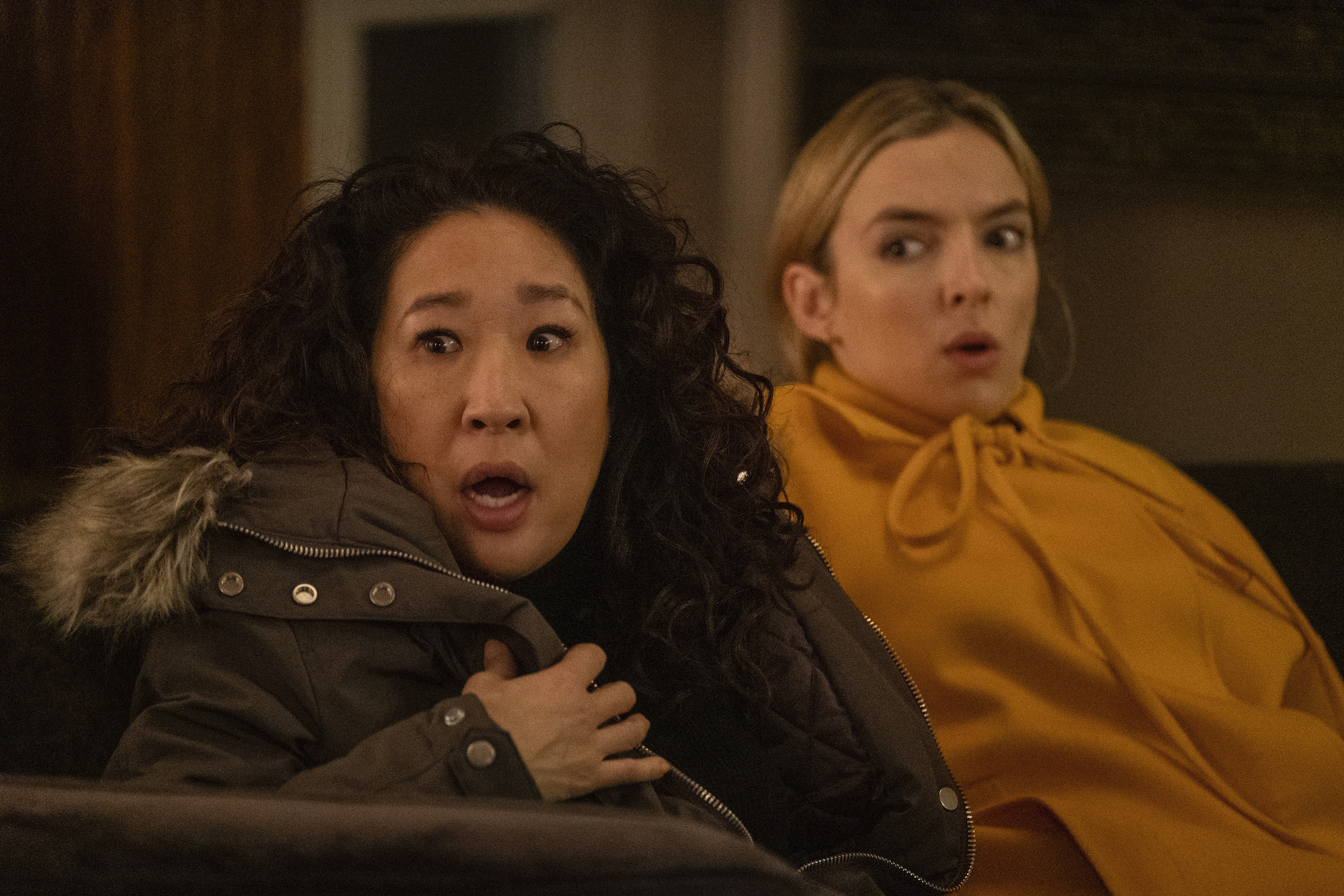 Killing Eve Season 4 Spoilers