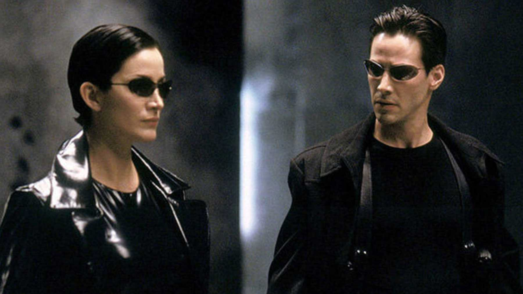 Matrix Still