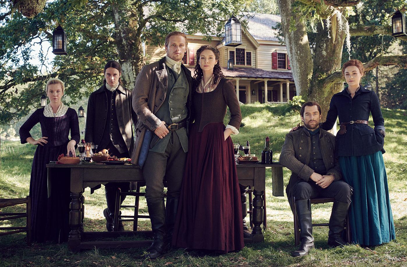 Outlander Season 6 update