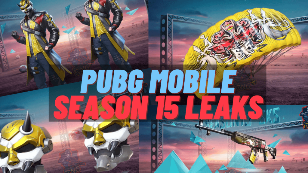 PUBG Season 15: Release Date and Updates
