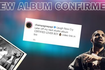 Drake's Certified Lover Boy Release Date Revealed