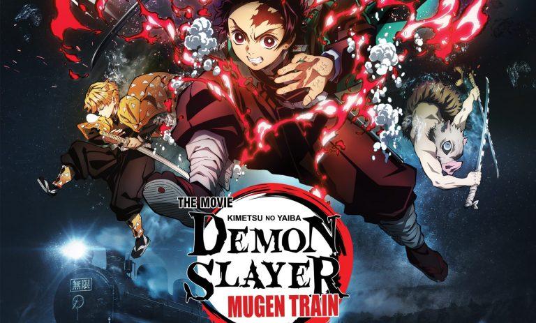 Demon Slayer Mugen Train
