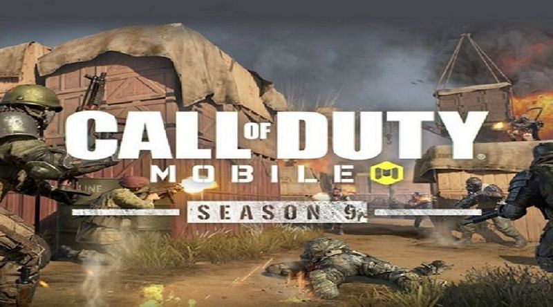 Call Of Duty Mobile Season 9 update In India