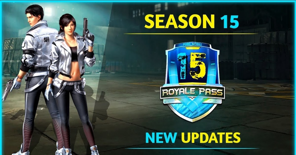 PUBG Season 15: update and Updates