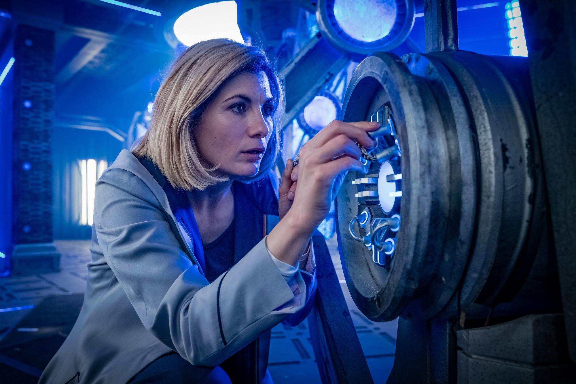 Doctor Who Season 13 update