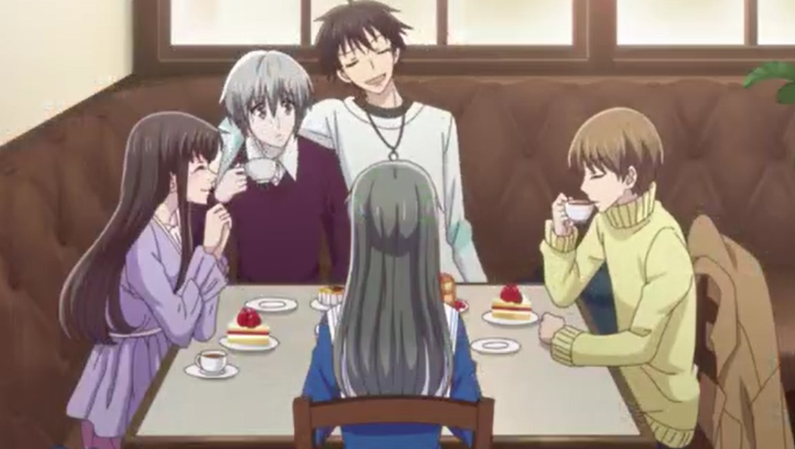 Fruits Basket Season 2