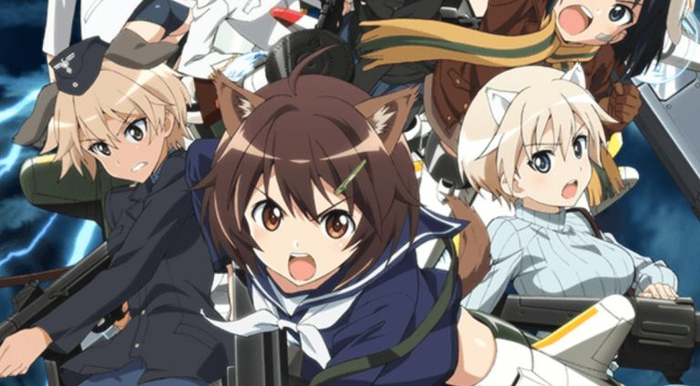 Strike Witches Road to Berlin