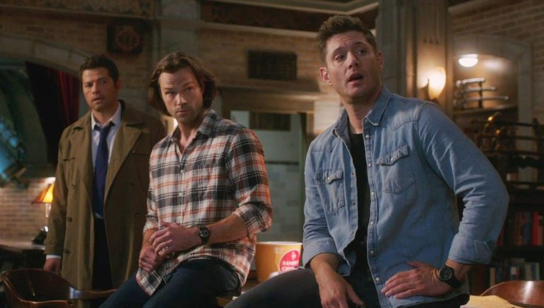 Supernatural Season 15 Episode 14 Release Date