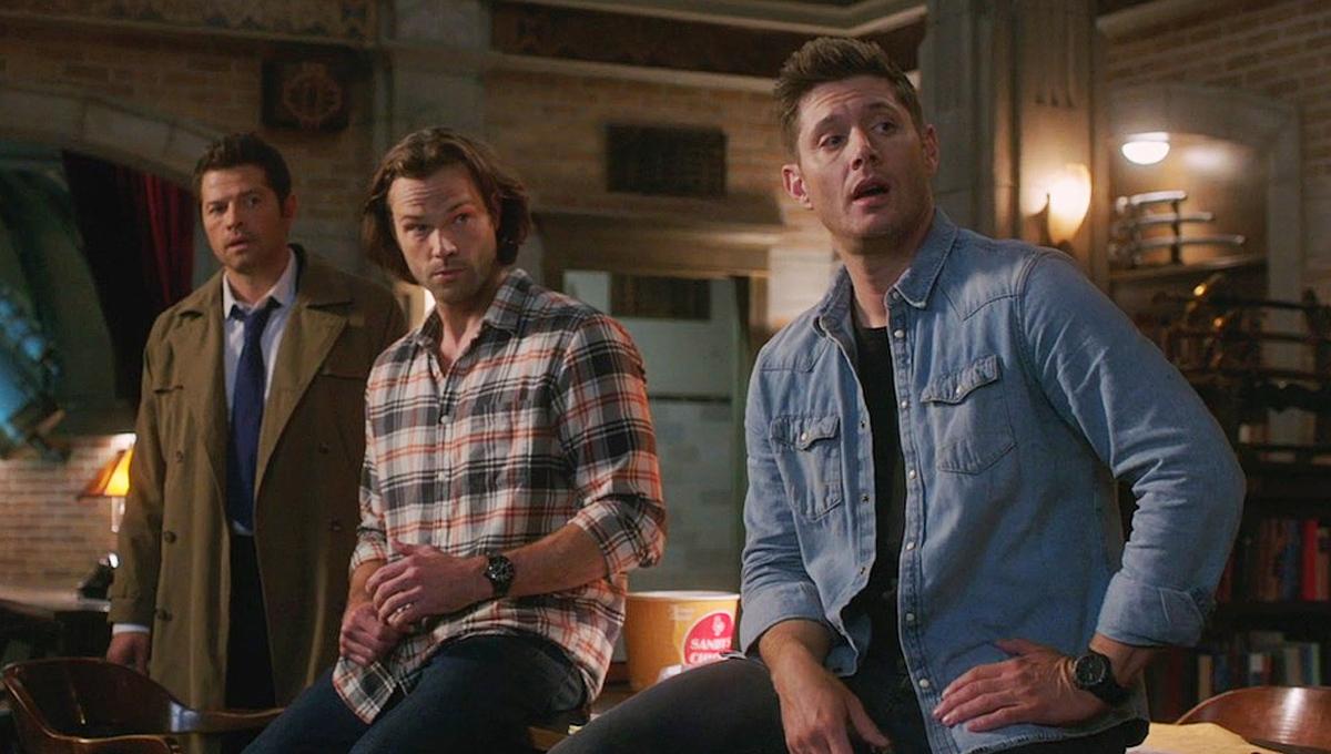 Supernatural Season 15 Episode 14 update