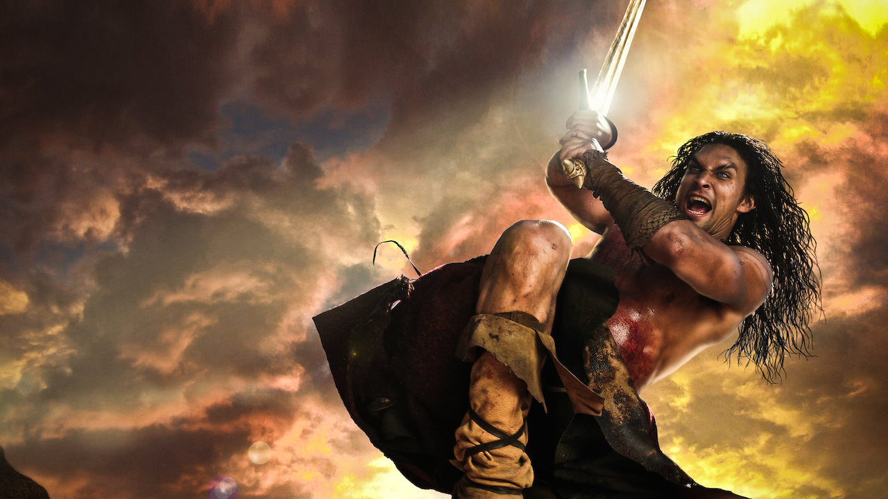 Conan The Barbarian Netflix Update
