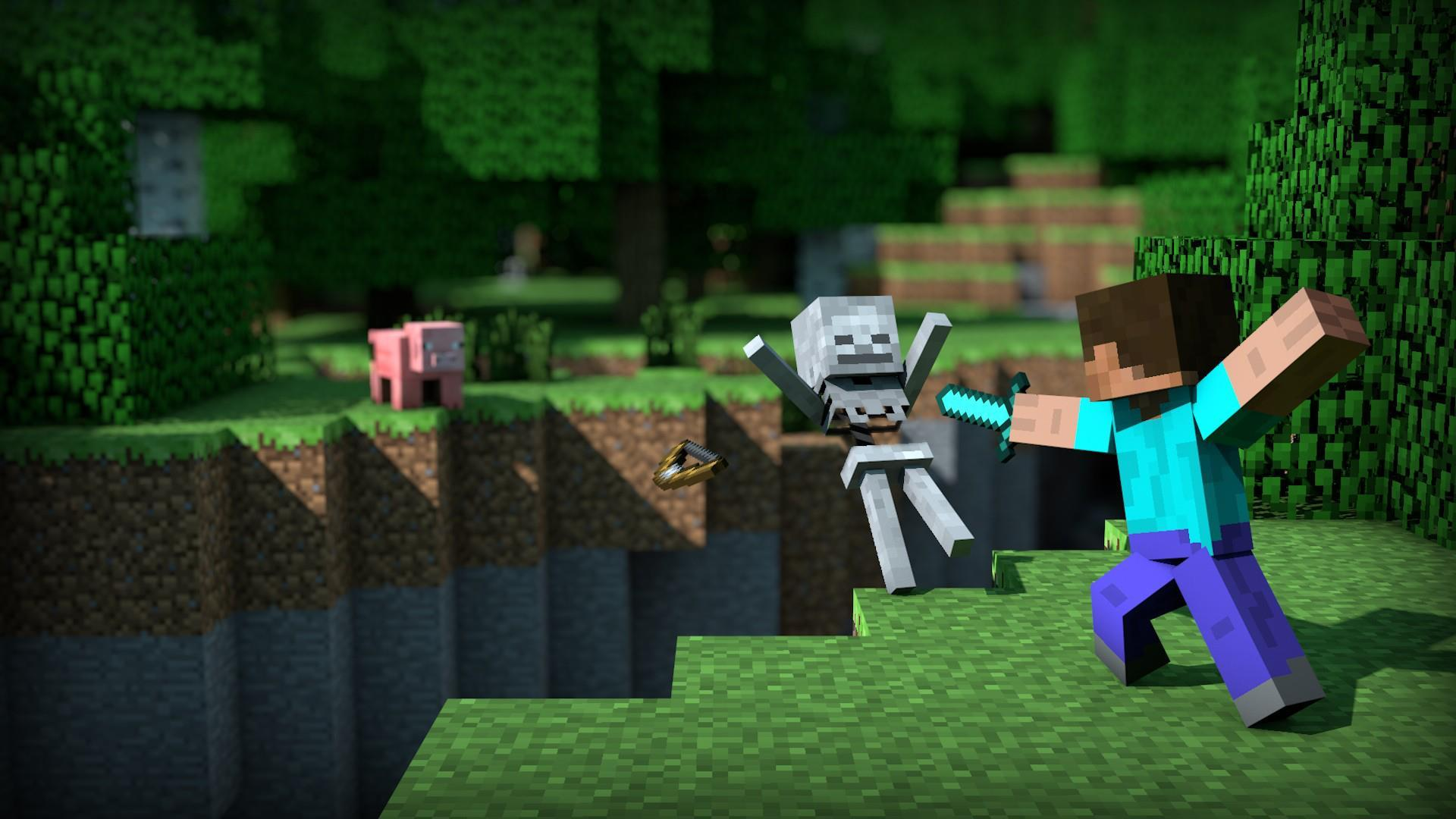 Minecraft 1.17 update