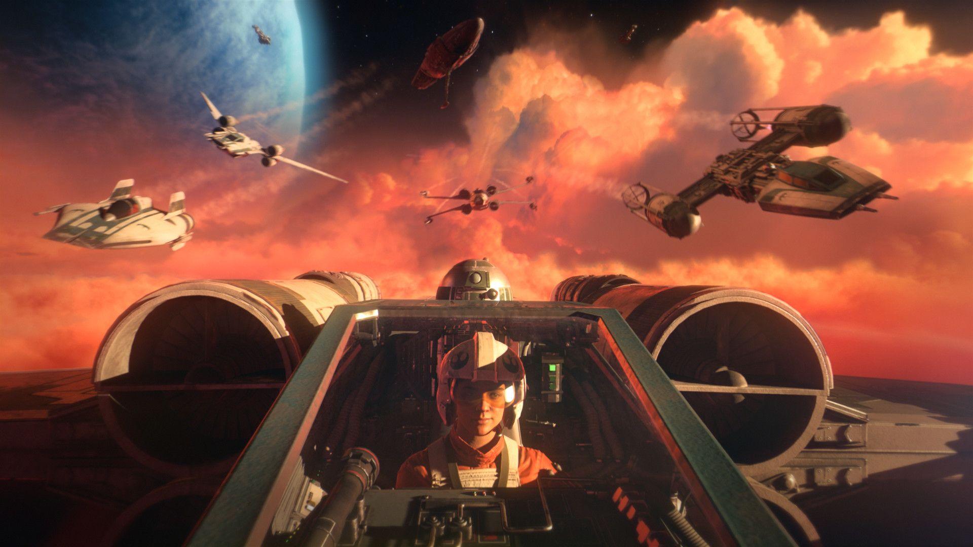 Star Wars Squadron update