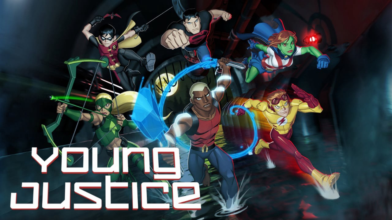 Young Justice HBO Max