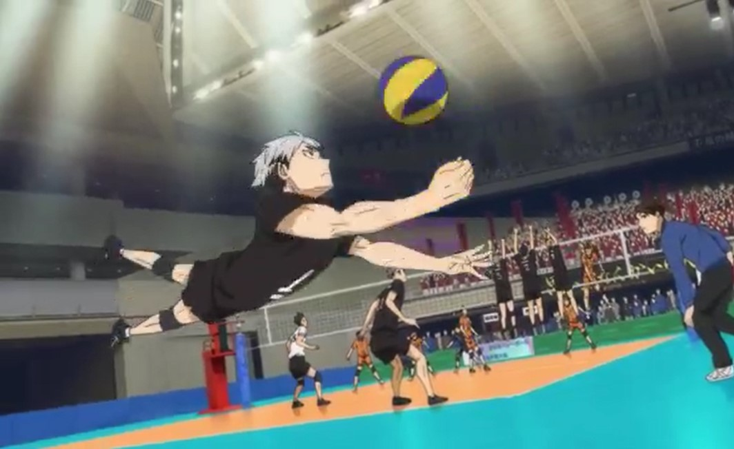 Haikyuu to The Top Season 2