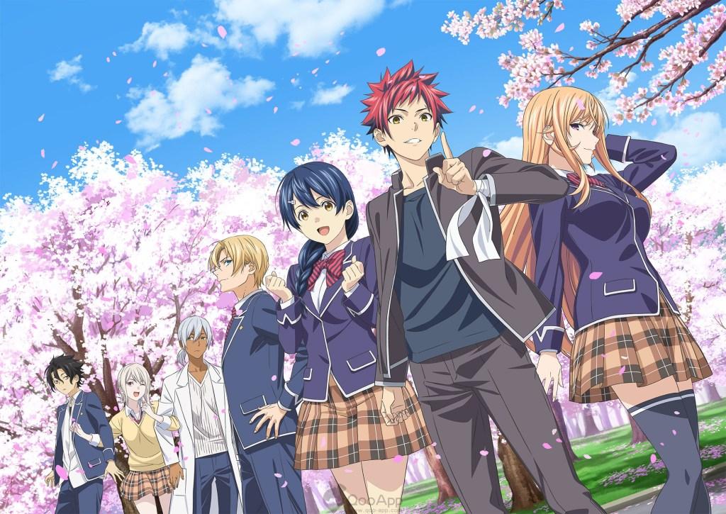 Top 30 anime just like My Hero Academia
