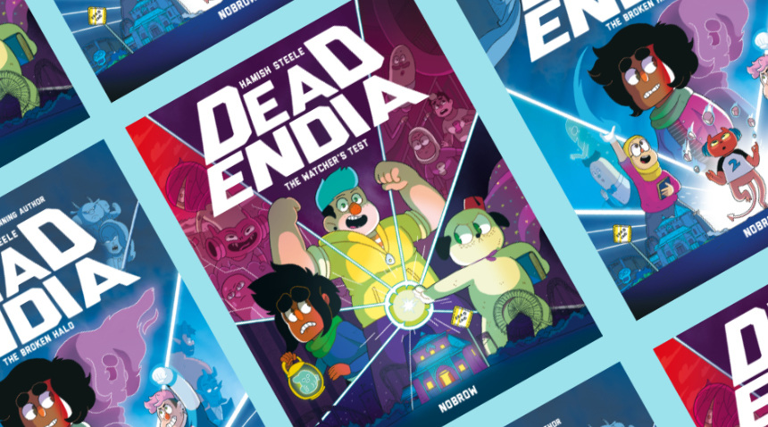 DeadEndia Season 1! Everything We Know about the Netflix's Upcoming Comic Book Apdaptation!