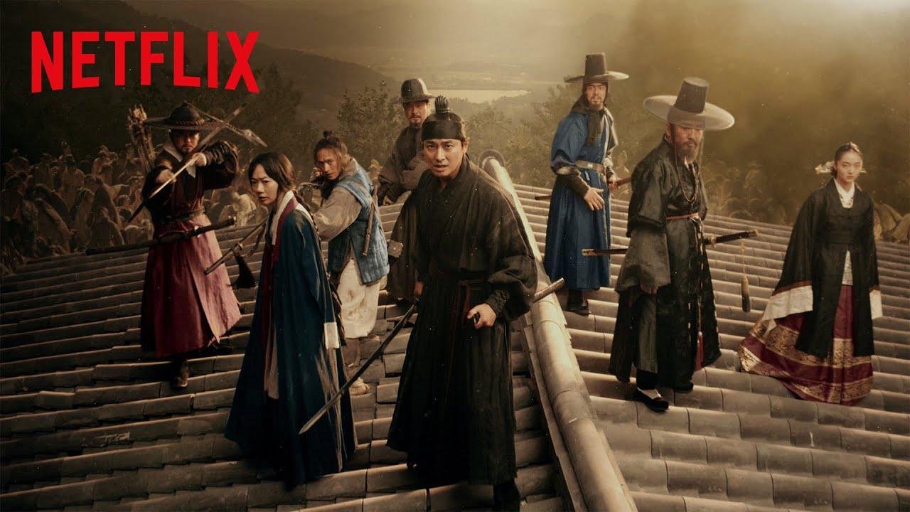 Kingdom Season 3 on Netflix