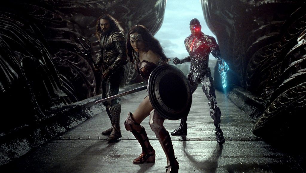 Justice League Snyder Cut to drop in March 2021