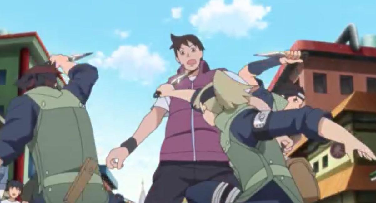 Boruto Naruto Next Generations